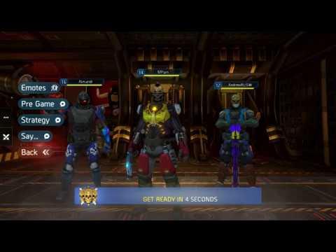 Shadowgun Legends - Part 11 The Voltaic Fist dungeon