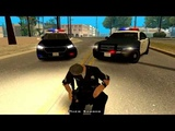 REL Ford Taurus and Dodge Charger LAPD style  IVF