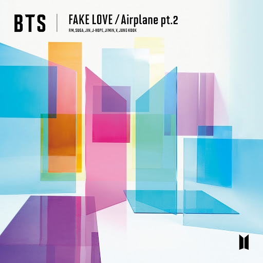 방탄소년단 альбом FAKE LOVE / Airplane pt.2