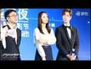 160617 Krystal China movie chanel night Unexpected love