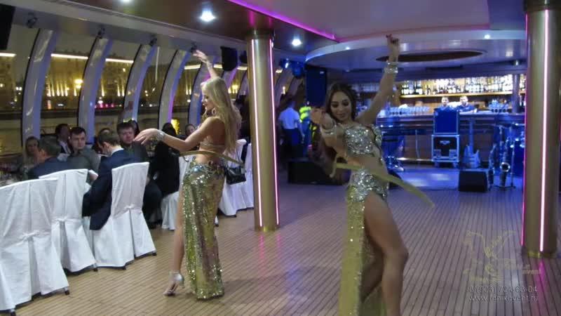 Заказать танец живота на свадьбу юбилей праздник и корпоратив Москва номер с саблями