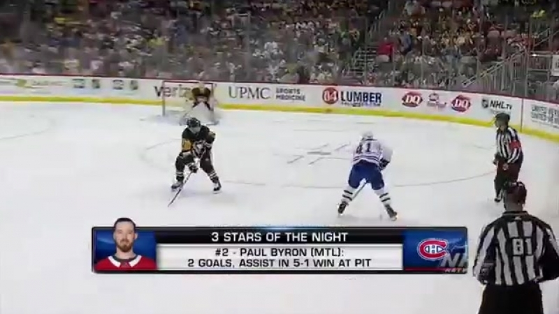 Three Stars of the Night_ Toews, Byron, Stars first line earn 3 stars honors Oct