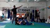 Турнир Fight and Roll Girs_4_05_2019_Gi_Синие_69_Енькова VS Куприна