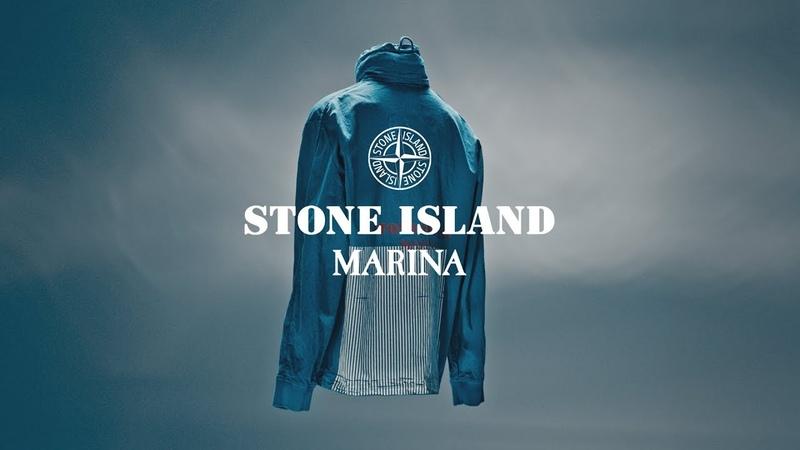 Stone island marina ss'18.