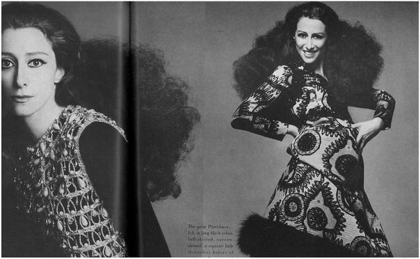 Майя Плисецкая на фотографиях Ричарда Аведона