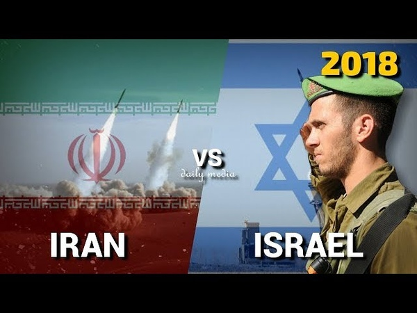 Iran vs Israel - Military Power Comparison 2018