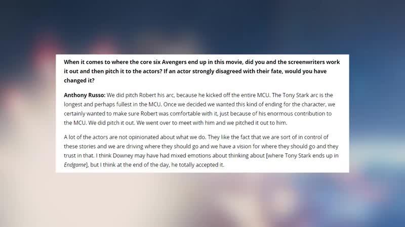 JAMES BLOND Почему Тони Старка не спасли Камнями Бесконечности ● Мстители 4 Финал Железный Человек