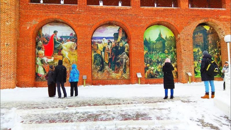 Коломенский кремль Kolomna Kremlin