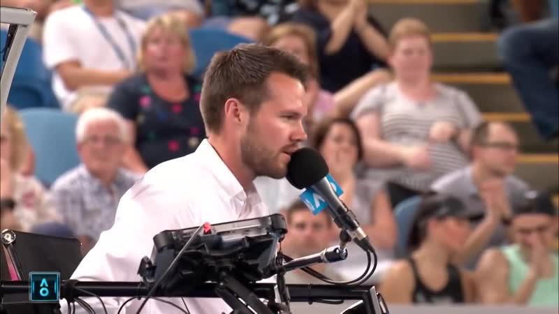CPA Shot of the Day- Simona Halep - Australian Open 2019