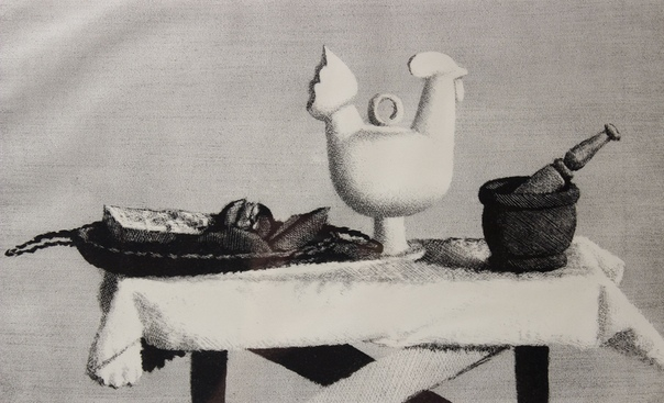 Tuomas von Boehm (1916-2000)  финский художник.