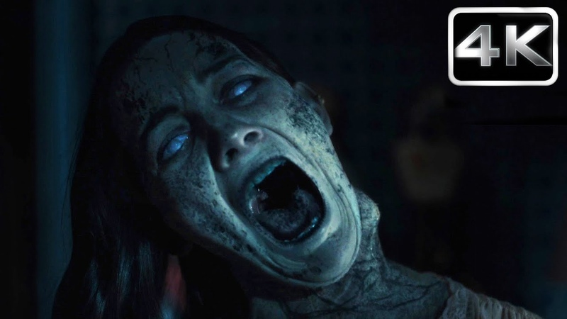The Haunting of Hill House - ALL Best Scenes (4K Ultra HD)