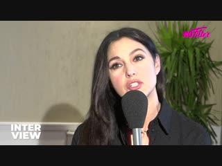 Monica bellucci - interview 2018