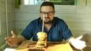 Мне кинули вызов! 10котлетчеллендж 10 Чизбургеров Бургер Кинг/ Блек Стар Бургер!