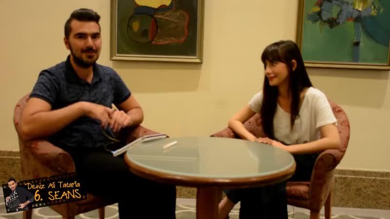 Gözde MUTLUER _ Kardeşler ve 4N1K sohbeti _ 25. Adana Film Festivali _ Deniz Ali TATAR la 6.SEANS