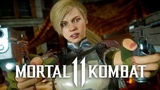 Mortal Kombat 11 - Official Cassie Cage &amp Kano Character Reveal Trailer