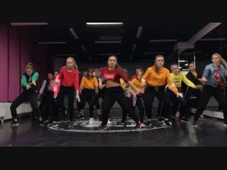Dancehall зарисовочка by Olya BamBitta//Фиска Адвайта -Мой бог//Get a buzz squad