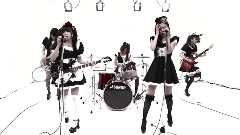 BAND-MAID _⁄ Thrill(スリル)