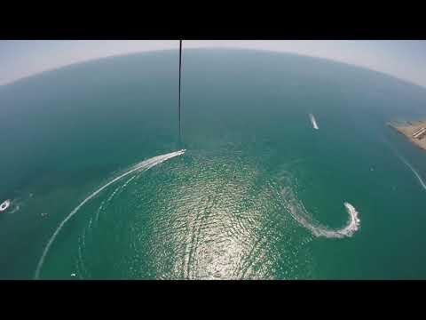 Парашют 2017 Белая акула White shark