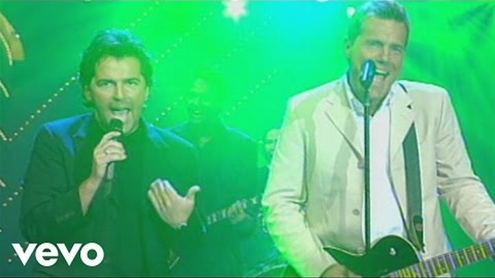 Modern Talking Last Exit To Brooklyn WDR Die Lotto Show 19 05 2001