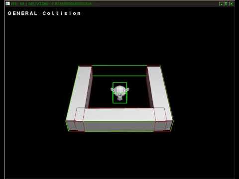 Collision Detect OpenGL
