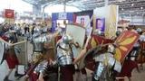 Тренировка римских легионеров / Roman legionaries training