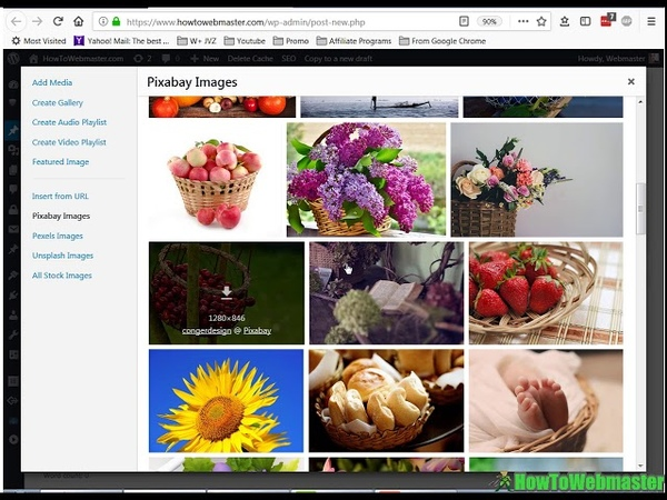All In One Free Stock Photos Wordpress Plugin Review