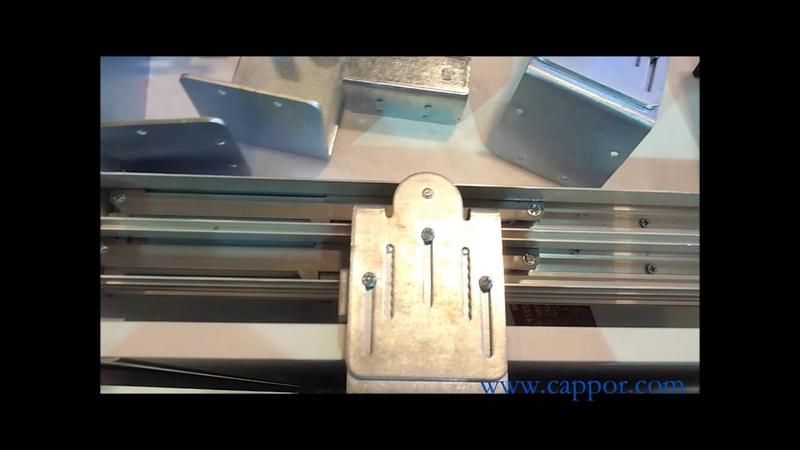 Cappor - ASK 600-A Sürgülü Kapak Sistemi Tanıtımı