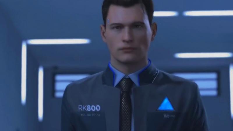 Ohoh bad Connor
