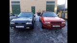 Audi Life. Пластилин для лепки легенды. Обзор Ауди 80. Audi B4B3 Club Astana