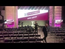 Прес-конференція Президента України Петра Порошенка в прес-центрі виборчого штабу