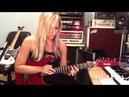 Nita Strauss Guitar Lesson - AllAxess University - Descending Run - Learn Guitar