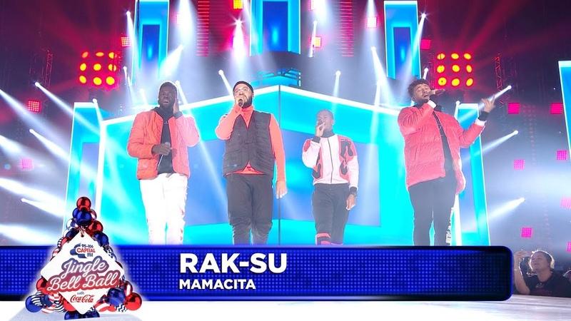 Rak Su 'Mamacita' Live at Capital's Jingle Bell Ball 2018