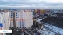 Полис на Комендантском - ход строительства домов Полис Групп в Приморском районе. Декабрь 2018