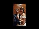 Ведущая Любовь Кислицына. Отзыв от жениха и невесты -) Руслан и Римма