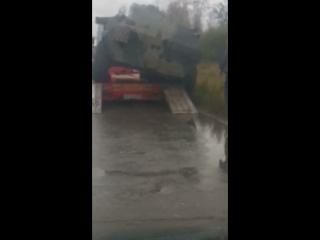 Бтр попал в аварию в Арзамасе - Типичный Нижний Новгород