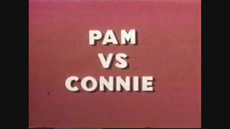 Pam Ward vs Connie Sanchez