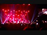 На концерте Стинга и Шегги 09.11.18