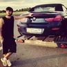 "🔹Zubaira «WARRIOR» Tukhugov🔹 on Instagram ""По дороге взорвалась колесо 😃 @zubairatukhugov  @tm_zubaiira_tukhugov"""