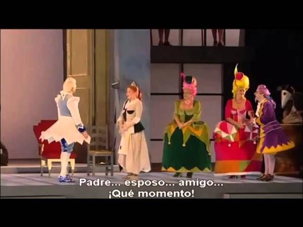 Nacqui allafanno...Non piu mesta - Joyce DiDonato (Sub. Español)