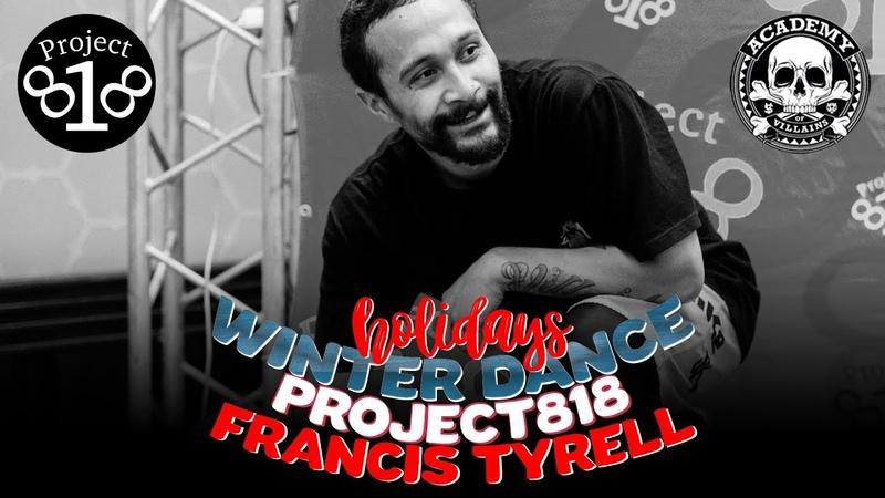 AOV Francis Tyrell ❄ WDH19 ❄ Winter Dance Holidays 2019 ❄ DAY 04 ❄ Work Remix A$AP Ferg