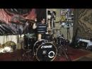 Джарахов Боль кавер на барабанах