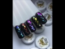 Мастер-класс ромбики Zoo Nail Art