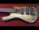 On The Bench - Hate Eternal J.J. Hrubovcak Spector Euro 5 Used For Upon Desolate Sands