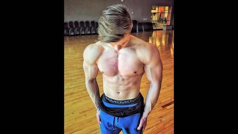Emir Karic 20 year old bodybuilder | from Bosnia