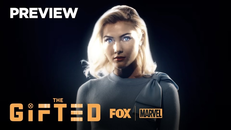 Preview: You'll Need All The Help You Can Get   Season 2 Ep. 10   THE GIFTED