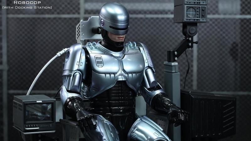 Воспоминания о семье Робокоп RoboCop 1987