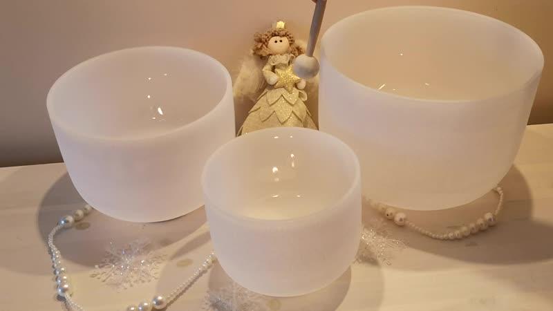 Кристаллические поющие чаши купить в Минске
