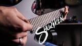 Alternative metal on my new Shuriken!