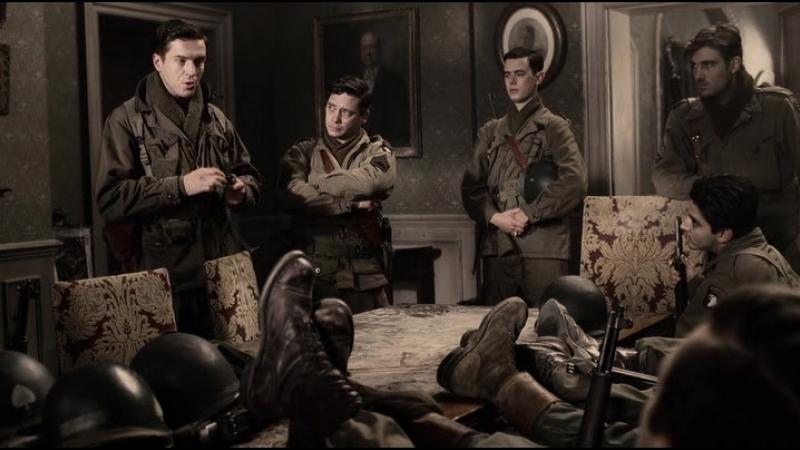 БРАТЬЯ ПО ОРУЖИЮ. Band of Brothers. (1999-2001). 8 СЕРИЯ