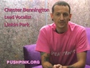Join Linkin Park's Chester Bennington and PUSH PINK